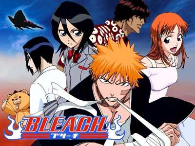 Bleach mangas voix francais